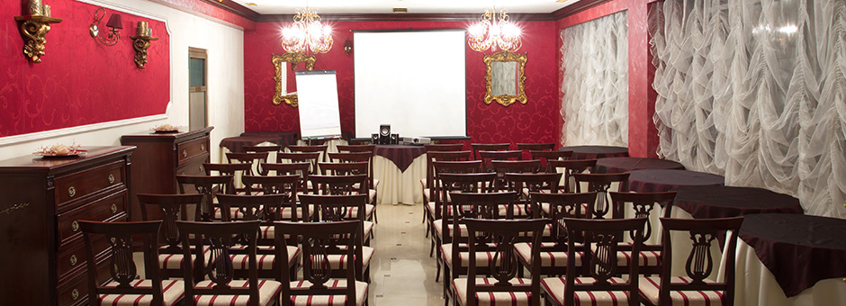 Royal Conference Room - Hotel President